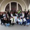 Empleados Voluntarios de Exelon y Estudiantes de Rowe-Clark Math and Science Academy Aplican a Humboldt Park la Limpieza de Primavera