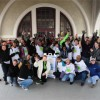 Exelon Employee Volunteers and Rowe-Clark Math and Science Academy Students Give Humboldt Park a Spring Cleaning