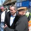El Alcalde Daley Visita el Distrito 25 en la Gira de Apreciación al Distrito