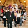 Sandoval Promueve la Disposición para Colegio y Carreras en Morton College