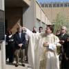 La Secundaria Sta. Rita Conmemora la Visita del Papa Juan Pablo II