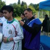 Allstate and Soccer Legend Adolfo Rios Coach Inner City Youth