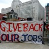 Chicago Families Deliver Their Own Jobs Message