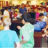 Community Savings Bank Holds 'Back to School' Celebration