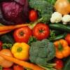 ¡A poner frutas y verduras en el carrito de compras!