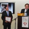 Homenaje a Proyecto C.U.R.E. y al Cónsul de México