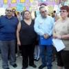 Protesta de Manifestantes Contra los Cortes de Programas para Después de la Escuela