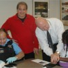Berwyn Hosts Finger-Printing Event
