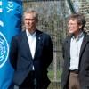 Allstate y el Alcalde Emanuel Dedican Nuevo Campo de Fútbol Sóccer en Humboldt Park