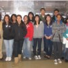 Hernandez Tours Chicago Food Depository with Youth Group