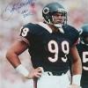 El Campeón del Super Bowl Dan Hampton se Une al Senador Sandoval