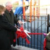 Ribbon Cutting Celebrates Arrival of Playground Equipment for Nightingale Elementary School Students