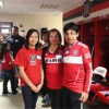 Chicago Fire Soccer Club Invites Lucky Fans to Breakfast