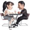 Charla Corta en Forma Sencilla: Una Forma de Ayudar a sus Niños a Sentirse Cómodos Hablando