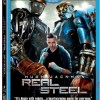 Real Steel Enters the Home Entertainment Ring