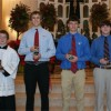 St. Rita High School Announces January 'Mustangs of the Month'