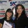 Sandra Piña Gana Beca del Colegio St. Augustine