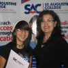 Sandra Piña Wins Scholarship from St. Augustine College
