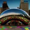Disfrute el 'Campo Luminoso' en Chicago