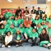 Comcast Volunteers Help UNO During Comcast Cares Day