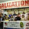 El Senador Muñoz Bloquea el Centro de Detención de Crete