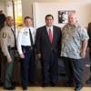 Sandoval y Dominick Declaran la Guerra a las Pandillas