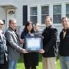 Berwyn Couple Receive Energy Improvement Award