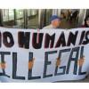 'Detengan las Detenciones de Inmigración'