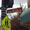 Calle Nombrada en Honor de Saul Bellow, Autor de Chicago