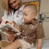Access, Reach Out and Read Engage Young Patients with Literature