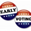 Reminder Early Voting Starts This Week