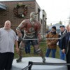 Cicero Revela Estatua en Honor del Blackhawk Bobby Hull
