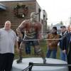 Cicero Revela Estatua en Honor del Blackhawk Bobby Hull