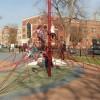 Años Más Tarde, Casa Central Recibe un Campo de Juego para los Niños de Humboldt Park