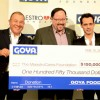 Maestro Cares Receives Donation from Goya Foods
