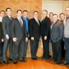 Preckwinkle, Tobolski Meet with LaGrange Business Association