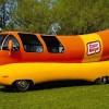 Oscar Mayer Wienermobile Comes to Chicago