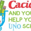 Cacique se Une a las Escuelas UNO en Apoyo a la Educación