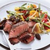 Recipe: Grilled flank steak salad with roasted corn vinaigrette