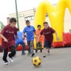 McDonald's Makes the Rounds at Summer Fests