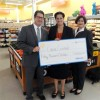 Walmart Presents Casa Central with Check