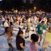 Se Inician los Bailes de Verano en los Parques