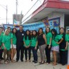 Little Village Youth Gather Outside with Senator Martin Sandoval