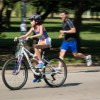 Athletes Take Part in Life Time Tri