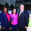 Metra se Une a NBC 5 para Recoger Utiles Escolares para Escuelas Locales
