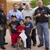 Sandoval Dominick Join the Fight against Crime