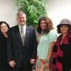 Illinois State Treasurer Welcomes Latina Art League Chicago