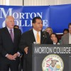 Governor Quinn Announces Investment at Morton College
