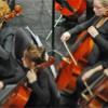 La Orquesta de Chicago College of Performing Arts en la Academia Benito Juárez