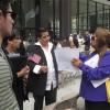 ICIRR Celebra el Día de la Ciudadanía Registrando Nuevos Votantes